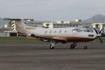 MOR1(新アカウント)さんが、名古屋飛行場で撮影したuntitled PC-12/45の航空フォト(写真)
