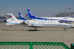 MOR1(新アカウント)さんが、中部国際空港で撮影した中日新聞社 31Aの航空フォト(飛行機 写真・画像)
