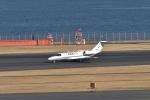 qooさんが、羽田空港で撮影した国土交通省 航空局 525C Citation CJ4の航空フォト(写真)