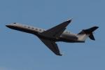 木人さんが、成田国際空港で撮影した3M G-V Gulfstream Vの航空フォト(写真)