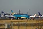 garrettさんが、成田国際空港で撮影したベトナム航空 A350-941XWBの航空フォト(写真)