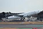 わいどあさんが、成田国際空港で撮影した中国国際航空 A330-243の航空フォト(写真)