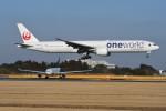 tassさんが、成田国際空港で撮影した日本航空 777-346/ERの航空フォト(写真)