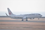 kumagorouさんが、山口宇部空港で撮影した日本航空 737-846の航空フォト(写真)