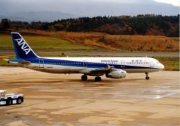 marariaさんが、青森空港で撮影した全日空 A321-131の航空フォト(飛行機 写真・画像)