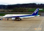 marariaさんが、青森空港で撮影した全日空 A320-211の航空フォト(写真)