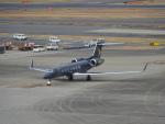 KAZFLYERさんが、羽田空港で撮影したアメリカ企業所有 G500/G550 (G-V)の航空フォト(飛行機 写真・画像)