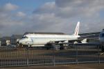 JA8037さんが、ル・ブールジェ空港で撮影したフランス空軍 DC-8-53の航空フォト(写真)