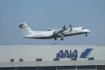 mogusaenさんが、成田国際空港で撮影した国土交通省 航空局 DHC-8-315Q Dash 8の航空フォト(飛行機 写真・画像)