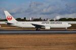 md11jbirdさんが、伊丹空港で撮影した日本航空 767-346/ERの航空フォト(写真)