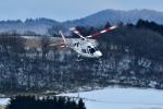 Dojalanaさんが、函館空港で撮影した鹿児島国際航空 AW109SP GrandNewの航空フォト(写真)