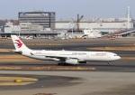 ハム太郎。さんが、羽田空港で撮影した中国東方航空 A330-343Xの航空フォト(写真)