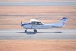 kumagorouさんが、山口宇部空港で撮影した本田航空 172S Skyhawk SPの航空フォト(写真)