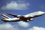 tassさんが、成田国際空港で撮影したエールフランス航空 747-4B3の航空フォト(飛行機 写真・画像)