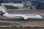 camelliaさんが、成田国際空港で撮影した日本航空 787-9の航空フォト(写真)