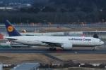 camelliaさんが、成田国際空港で撮影したルフトハンザ・カーゴ 777-FBTの航空フォト(写真)