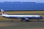 とらとらさんが、中部国際空港で撮影した中国国際航空 A321-232の航空フォト(写真)