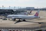 ハピネスさんが、関西国際空港で撮影したチャイナエアライン 777-309/ERの航空フォト(飛行機 写真・画像)