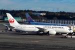 TulipTristar 777さんが、成田国際空港で撮影した日本航空 787-8 Dreamlinerの航空フォト(写真)