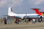 yabyanさんが、名古屋飛行場で撮影した航空自衛隊 YS-11A-402NTの航空フォト(飛行機 写真・画像)