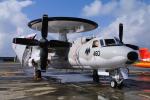 yabyanさんが、名古屋飛行場で撮影した航空自衛隊 E-2C Hawkeyeの航空フォト(写真)