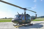 yabyanさんが、岐阜基地で撮影した陸上自衛隊 UH-1Jの航空フォト(飛行機 写真・画像)