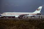 tassさんが、成田国際空港で撮影したアミリ フライト A300C4-620の航空フォト(飛行機 写真・画像)