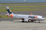 ハピネスさんが、中部国際空港で撮影したジェットスター・ジャパン A320-232の航空フォト(飛行機 写真・画像)