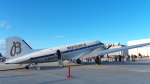 オキシドールさんが、岩国空港で撮影したスーパーコンステレーション飛行協会 DC-3Aの航空フォト(写真)