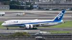 JackChiangさんが、台北松山空港で撮影した全日空 787-8 Dreamlinerの航空フォト(写真)