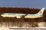 Snow manさんが、新千歳空港で撮影した大韓航空 737-9B5の航空フォト(写真)