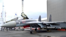 westtowerさんが、ル・ブールジェ空港で撮影したロシア空軍 Su-35Sの航空フォト(飛行機 写真・画像)