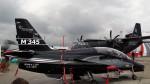 westtowerさんが、ル・ブールジェ空港で撮影したアレーニア・アエルマッキ M-345の航空フォト(写真)