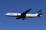 地主さんが、成田国際空港で撮影したパキスタン国際航空 777-2Q8/ERの航空フォト(写真)