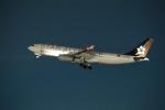 kamerajiijiさんが、羽田空港で撮影した中国国際航空 A330-243の航空フォト(写真)