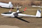 MOR1(新アカウント)さんが、真壁滑空場で撮影した日本個人所有 DG-800/808の航空フォト(写真)