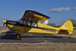 MOR1(新アカウント)さんが、大利根飛行場で撮影した日本モーターグライダークラブ A-1 Huskyの航空フォト(写真)