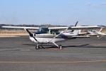 MOR1(新アカウント)さんが、龍ケ崎飛行場で撮影した新中央航空 172P Skyhawk IIの航空フォト(写真)