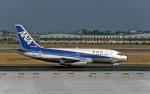 Gambardierさんが、名古屋飛行場で撮影した全日空 737-281/Advの航空フォト(写真)
