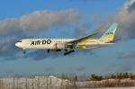 Dojalanaさんが、函館空港で撮影したAIR DO 767-381の航空フォト(写真)