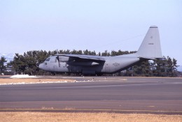 kumagorouさんが、仙台空港で撮影したアメリカ空軍 C-130E Herculesの航空フォト(写真)