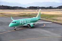 kumagorouさんが、五島福江空港で撮影したフジドリームエアラインズ ERJ-170-200 (ERJ-175STD)の航空フォト(飛行機 写真・画像)