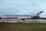 tassさんが、フォートローダーデール・ハリウッド国際空港で撮影したアメリカン航空 727-223の航空フォト(写真)