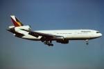 tassさんが、成田国際空港で撮影したフィリピン航空 DC-10-30の航空フォト(飛行機 写真・画像)