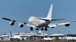 パンダさんが、成田国際空港で撮影したアトラス航空 747-47UF/SCDの航空フォト(写真)