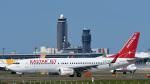 パンダさんが、成田国際空港で撮影したイースター航空 737-86Nの航空フォト(飛行機 写真・画像)