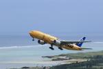 さとさとさんが、新石垣空港で撮影した全日空 777-281/ERの航空フォト(写真)