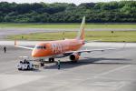 yabyanさんが、熊本空港で撮影したフジドリームエアラインズ ERJ-170-200 (ERJ-175STD)の航空フォト(飛行機 写真・画像)