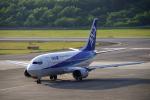 yabyanさんが、熊本空港で撮影したANAウイングス 737-5L9の航空フォト(飛行機 写真・画像)