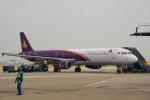 yabyanさんが、タンソンニャット国際空港で撮影したカンボジア・アンコール航空 A321-231の航空フォト(飛行機 写真・画像)